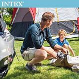 Электрический насос для надувания Intex 66636 от прикуривателя 12 V, 600 л/мин, фото 8