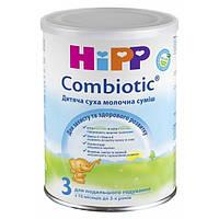 Детская сухая молочная смесь HiPP Combiotik 3 , 350 г