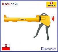 Пистолет для силикона TOPEX 21B438