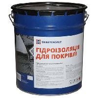 Мастика битумно-резиновая для кровли (17 кг банка)