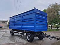 Кузов зерновоз BDF виготовлення, Контейнеровоз кузов БДФ.