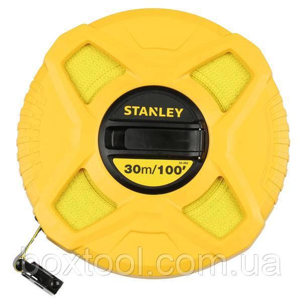 Рулетка 30 м Stanley 0-34-262