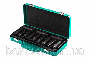 Набор ударных головок 10-24 мм Stels 13998