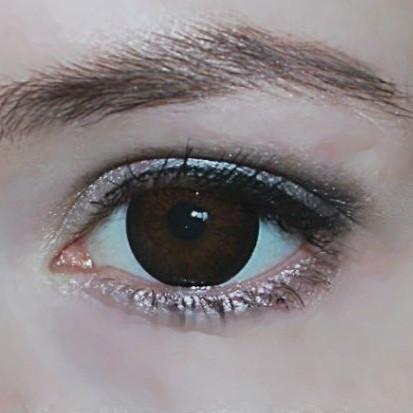 Контактные линзы для глаз тёмно карего цвета Купить карие линзы по самым низким ценам в Украине!