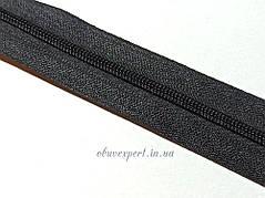 Блискавка рулонна спіраль № 3, кол. чорний