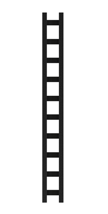 Дизайнерский радиатор-полотенцесушитель Scala