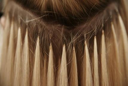 Технологии наращивания волос