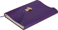 Щоденник недатований FOREVER, A5, 288 стор., фіолетовий, 4820