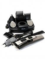 Машинка для стрижки волос и бороды 10-в-1 профессиональная Gemei GM-592