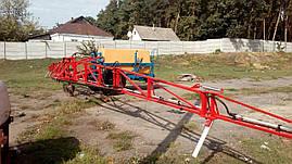 Переобладнання і ремонт причіпного обприскувача ОП-2000, фото 2