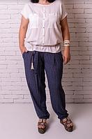 Брюки Losinelli В00125 Синий, 42