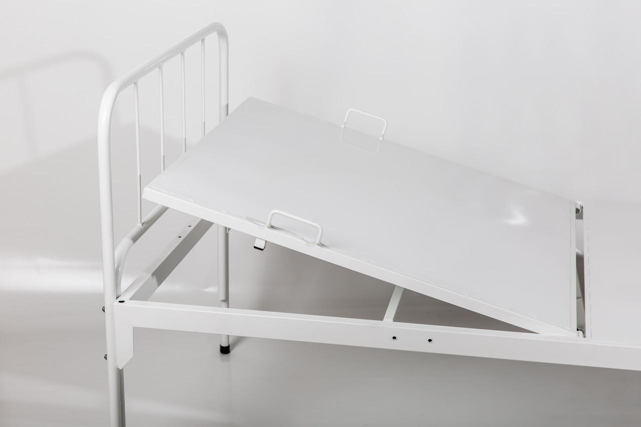 Кровать функциональная двухсекционная с мехприводом КФ-2-С-Мп-БТ - по предоплате