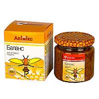 Апимикс Баланс, 200 г.  Антистресс! - Комплекс медовых ( пчелиных ) компонентов от стресса