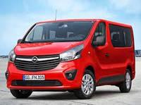 Opel Vivaro (Мінівен) (2014-