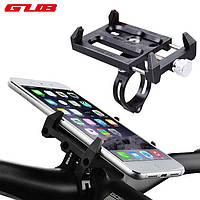 Держатель / крепление универсальное GUB G-83 для телефона (ширина 10 см) на велоруль / вынос / рулевую