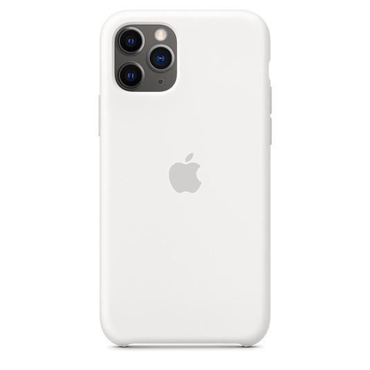"Apple silicon case iPhone 11 Pro  ""White"""