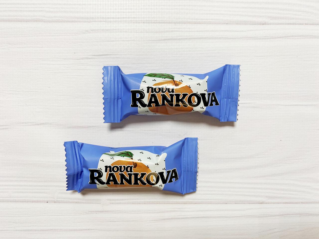 Конфеты Нова Ранкова персик 2,5 кг. ТМ Суворов