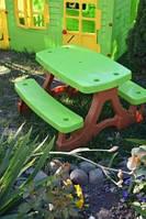 Большой детский столик для пикника Mochtoys