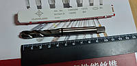 Метчик спиральный Cleveland SFT M10*1.5 C865293 DIN371  Black Single Ring для сталей