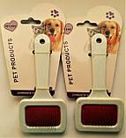 Щётка для вычёсывания  животных., фото 3