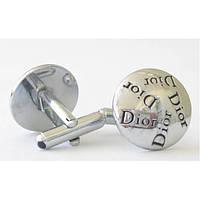 Запонки Christian Dior