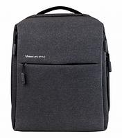 Рюкзак для ноутбука Xiaomi Mi minimalist urban Backpack Dark Grey