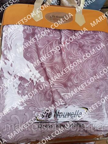 Двухстороннее меховое покрывало Vie Nouvelle 200х240, фото 2