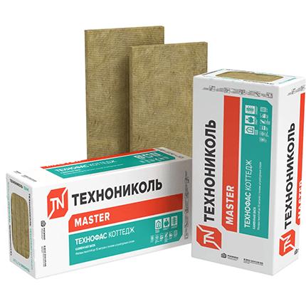 Технофас Коттедж (105 кг/м.куб) 1200*600*50 мм (4,32)