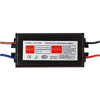 Драйвер светодиода LED 1x20W 30-36V IP67 для прожектора, фото 1