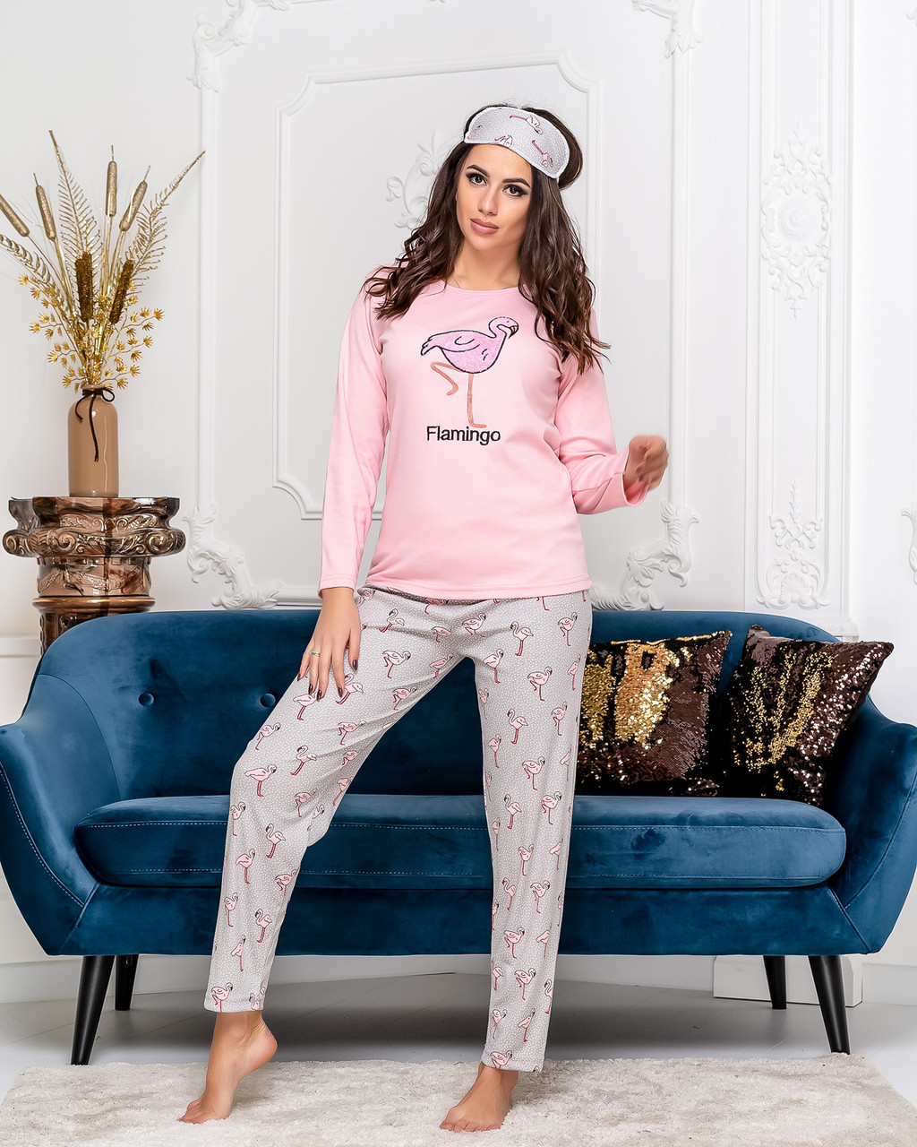 Удобная красивая пижама