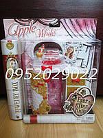 Набор Ever After High  шкатулка для украшений Эппл Вайт Apple White's Jewelry Box
