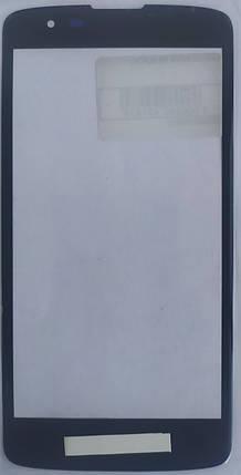 Скло модуля для LG K350E K8 BLACK, фото 2