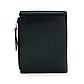 Женский Кошелек Бумажник Baellerry (N3528) Маленький на Кнопке для Карточек Черный, фото 5