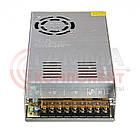 Блок питания 12В перфорированный серии МR, 33.33A 400Вт, IP20, фото 3