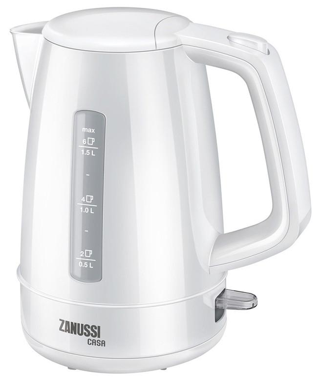 Електрочайник Zanussi ZWA 1260 1.5 л Білий