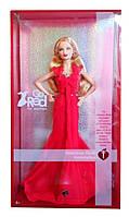 Коллекционная кукла Барби Barbie Go Red For Women 2007 Mattel K7957, фото 1