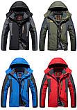 Outdoor original Мужская теплая альпинистская куртка, фото 2