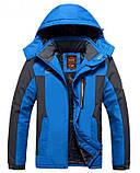 Outdoor original Мужская теплая альпинистская куртка, фото 3