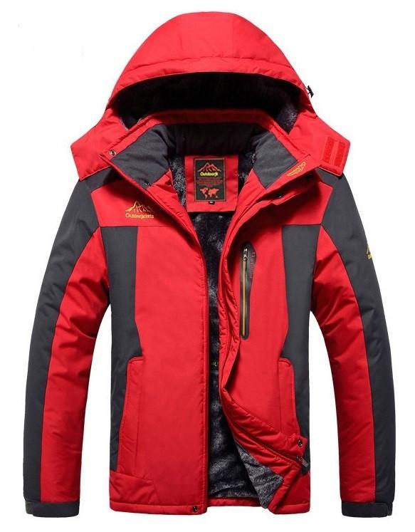 Outdoor original Мужская теплая альпинистская куртка