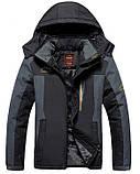 Outdoor original Мужская теплая альпинистская куртка, фото 5