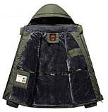 Outdoor original Мужская теплая альпинистская куртка, фото 7