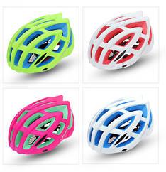 Велосипедный шлем BATFOX F618