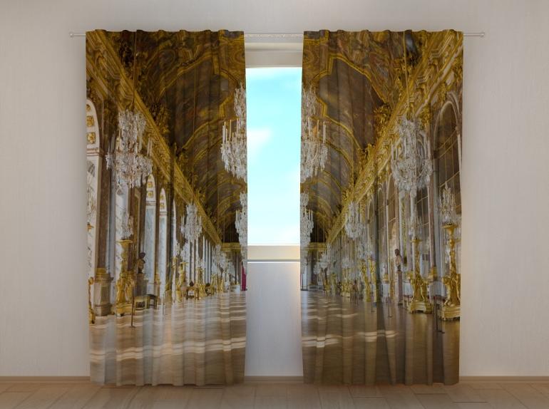 "Фото шторы ""Версаль"" 250 х 260 см"