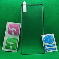 Xiaomi Mi Note 10 Изогнутое 5D защитное стекло Черный