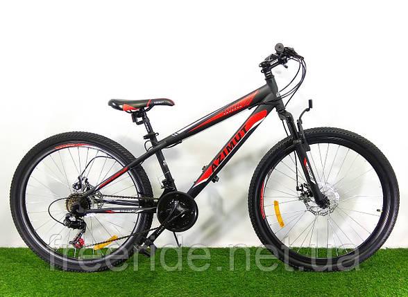 Подростковый Велосипед Azimut Extreme 24 D (13), фото 2