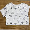 """Набор """"Стиляга"""" штанишки, боди и худди Carter's для мальчика темно синий, фото 3"""