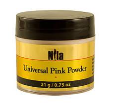 Nila Пудра акриловая розовая Pink Builder 21 г.