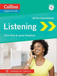 English for Life Listening A2 with CD