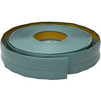 Плинтус мягкий напольный, 20 мм х 30 мм, 5 м Зелёный, фото 1
