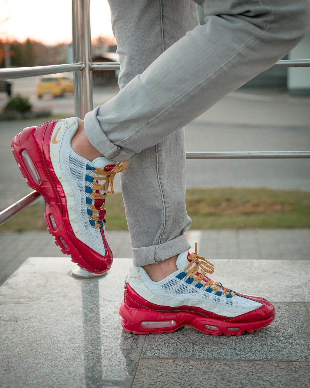 Кроссовки женские в стиле Nike Air Max 95